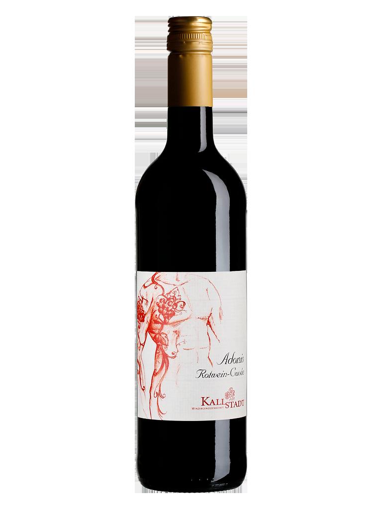 "2017 Pfalz <br>Rotwein-Cuvée ""Adonis"""