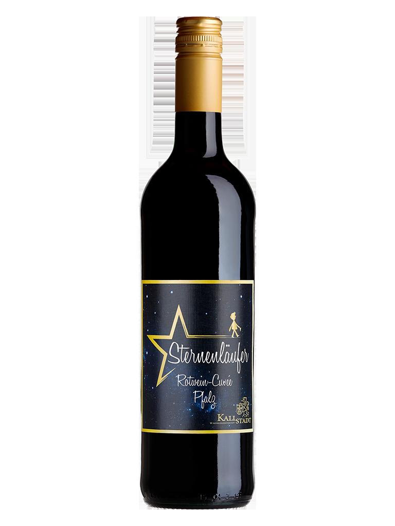 """2018 Pfalz<br>Rotwein Cuvée """"Sternenläufer"""""""
