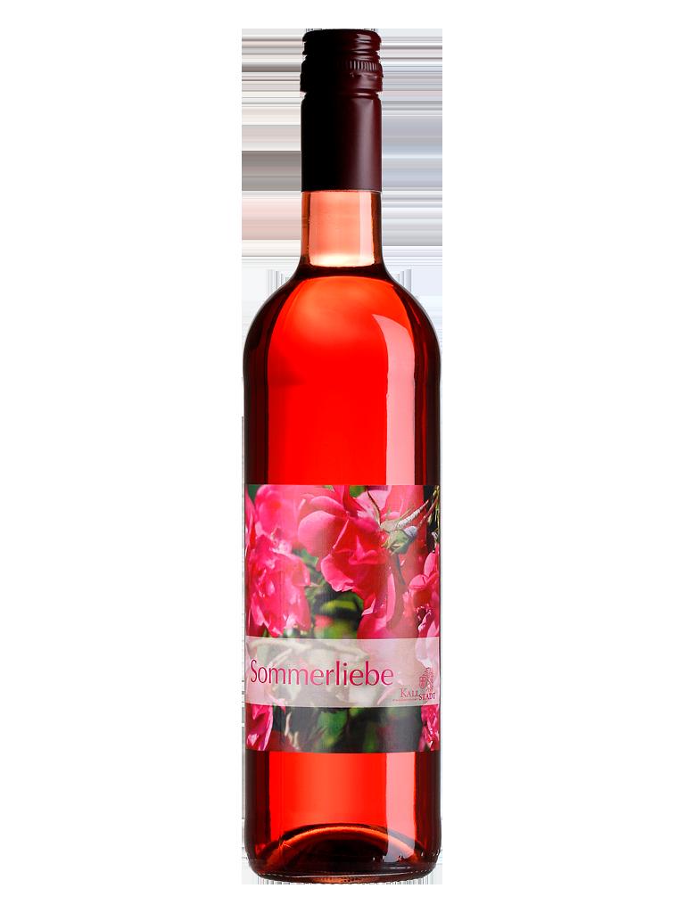 "2018 Pfalz<br>Dornfelder Rosé ""Sommer Liebe"""