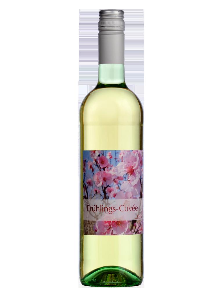 """2018 Pfalz<br>Weißwein """"Frühlings-Cuvée"""""""