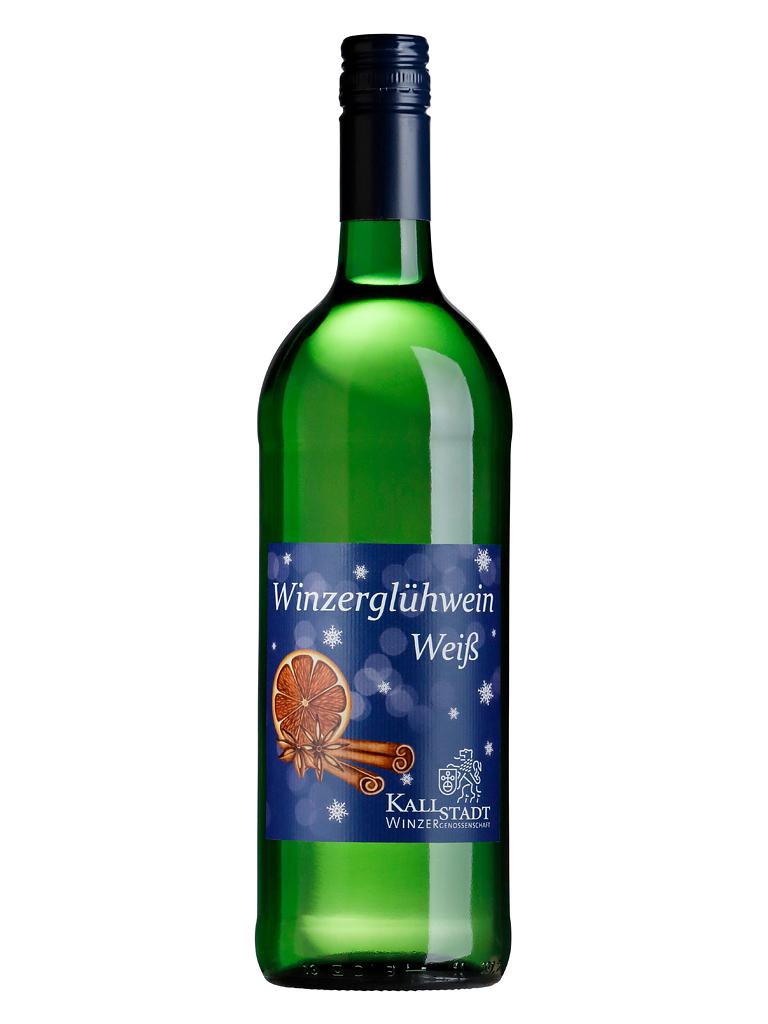 Pfalz<br>Winzerglühwein weiß