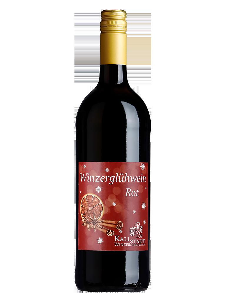 Pfalz<br>Winzerglühwein rot