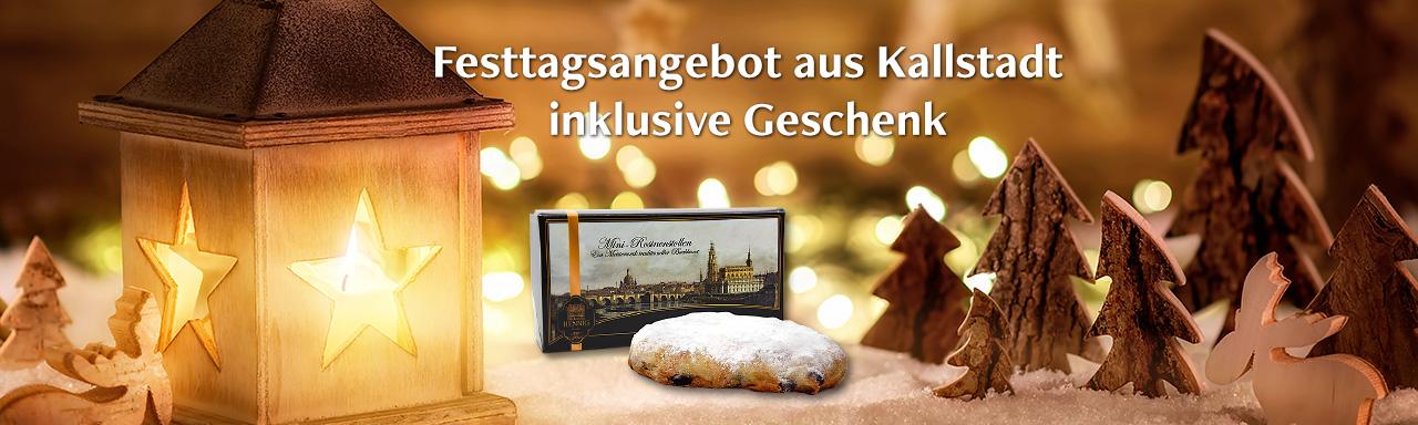 Festtagsangebot aus Kallstadt 2019