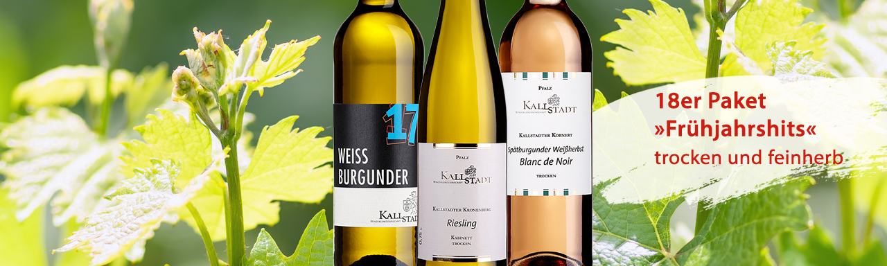 Kallstadter Frühjahrshits 2019