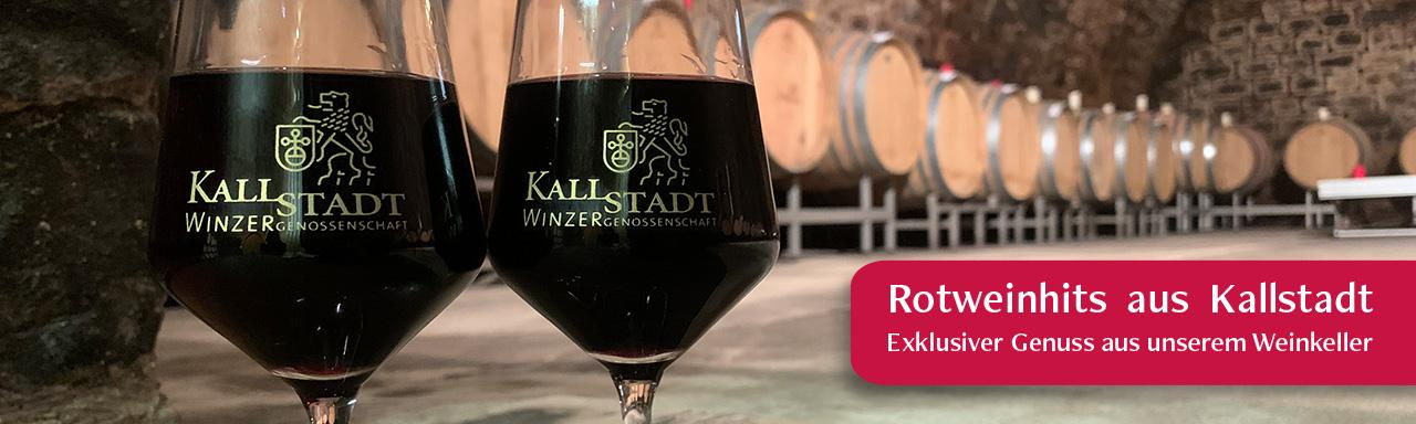 Rotweinhits aus Kallstadt 2020