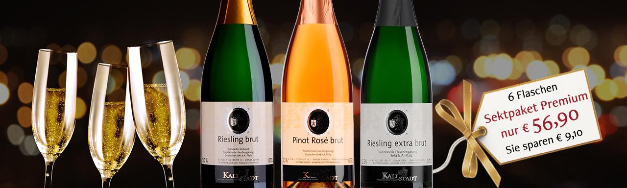 Kallstadter Sektpaket Premium