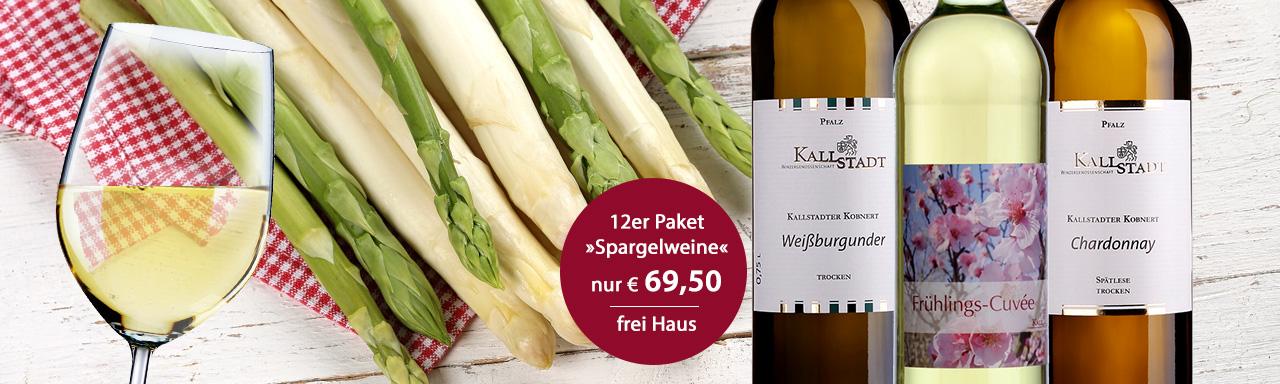 Kallstadter Spargelweine 2021
