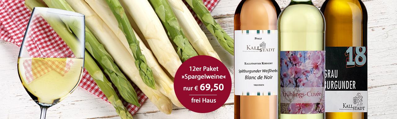 Kallstadter Spargelweine 2020