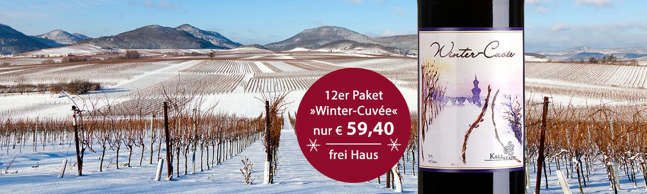 Kallstadter Winter-Cuvée im 12er Paket